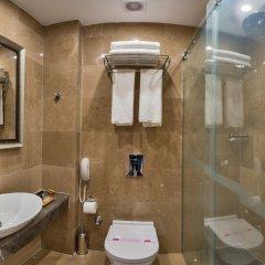 Aybar Hotel Турция, Стамбул - 11 отзывов об отеле, цены и фото номеров - забронировать отель Aybar Hotel онлайн ванная фото 2