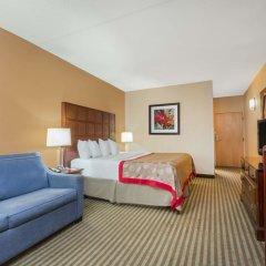 Отель Ramada by Wyndham Columbus Polaris комната для гостей фото 5