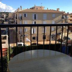Отель Amoros балкон