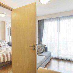 Отель Interlux Premier Sukumvit 13 By Favstay комната для гостей