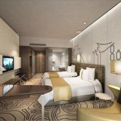 Отель Holiday Inn Shanghai Hongqiao комната для гостей фото 3