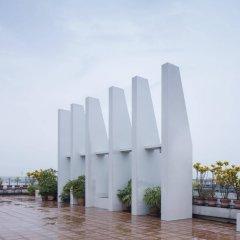 Отель Kv Mansion Бангкок приотельная территория