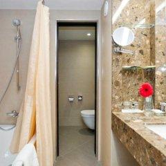Гостиница Azimut Moscow Olympic 4* Стандартный номер с двуспальной кроватью фото 11