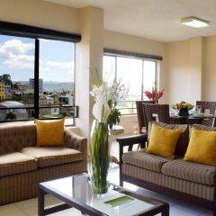 Отель Aparthotel Guijarros Гондурас, Тегусигальпа - отзывы, цены и фото номеров - забронировать отель Aparthotel Guijarros онлайн интерьер отеля фото 3