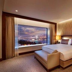 Conrad Istanbul Bosphorus Турция, Стамбул - 3 отзыва об отеле, цены и фото номеров - забронировать отель Conrad Istanbul Bosphorus онлайн комната для гостей фото 2