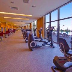 The Green Park Pendik Hotel & Convention Center фитнесс-зал фото 4