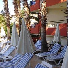 Semoris Hotel фитнесс-зал