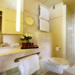 Hotel Le Relais Montmartre ванная