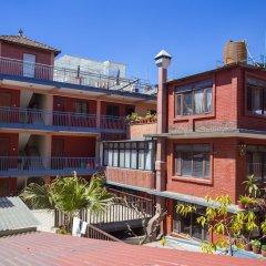 Отель Northfield Непал, Катманду - отзывы, цены и фото номеров - забронировать отель Northfield онлайн балкон