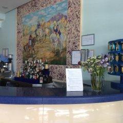 Hotel Sultano Римини интерьер отеля