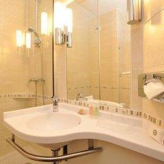 Отель Best Western Crequi Lyon Part Dieu Франция, Лион - отзывы, цены и фото номеров - забронировать отель Best Western Crequi Lyon Part Dieu онлайн ванная