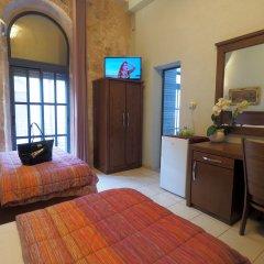 New Imperial Hotel Израиль, Иерусалим - 1 отзыв об отеле, цены и фото номеров - забронировать отель New Imperial Hotel онлайн комната для гостей фото 2