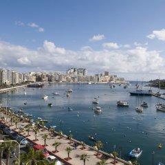Blubay Apartments by ST Hotel Гзира пляж фото 2