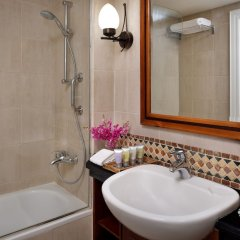 Отель Movenpick Resort & Residences Aqaba ванная
