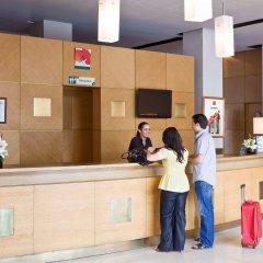 Отель ibis Casablanca City Center Марокко, Касабланка - 1 отзыв об отеле, цены и фото номеров - забронировать отель ibis Casablanca City Center онлайн интерьер отеля