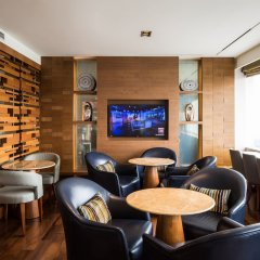Отель Courtyard By Marriott Seoul Times Square развлечения