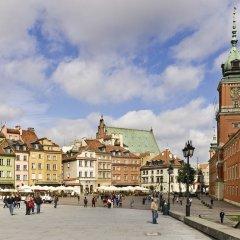 Отель Ibis Warszawa Stare Miasto городской автобус