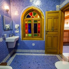 Отель Riad Al Fassia Palace Марокко, Фес - отзывы, цены и фото номеров - забронировать отель Riad Al Fassia Palace онлайн комната для гостей фото 5