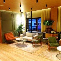 Отель St. Joseph Hotel Германия, Гамбург - отзывы, цены и фото номеров - забронировать отель St. Joseph Hotel онлайн интерьер отеля фото 3