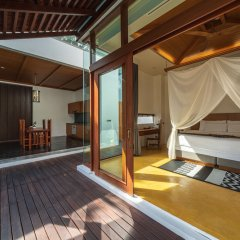 Отель Malisa Villa Suites балкон
