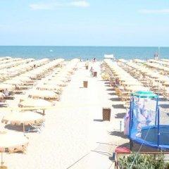 Hotel City пляж
