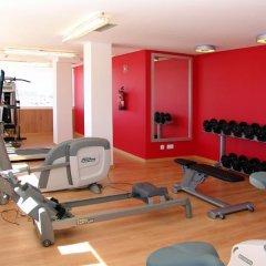 Globo Hotel фитнесс-зал фото 4