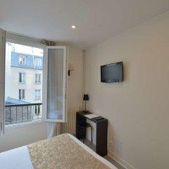 Отель Hôtel Pavillon Montmartre удобства в номере фото 2