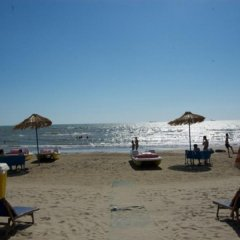 Hotel Benilva пляж фото 2