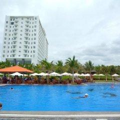 Отель Dessole Sea Lion Nha Trang Resort Кам Лам бассейн фото 3
