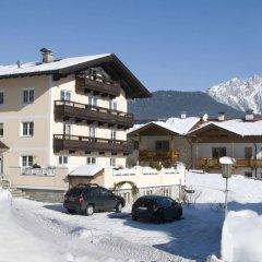 Отель Residenz Theresa Австрия, Зёлль - отзывы, цены и фото номеров - забронировать отель Residenz Theresa онлайн парковка