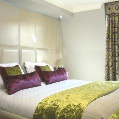 Отель Radisson Blu Edwardian, Leicester Square Великобритания, Лондон - отзывы, цены и фото номеров - забронировать отель Radisson Blu Edwardian, Leicester Square онлайн комната для гостей фото 4