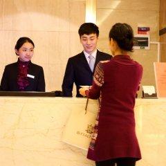Отель Guangzhou Grand View Golden Palace Apartment Китай, Гуанчжоу - отзывы, цены и фото номеров - забронировать отель Guangzhou Grand View Golden Palace Apartment онлайн фото 3