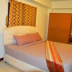 Отель Silver Gold Garden Suvarnabhumi Airport Таиланд, Бангкок - 5 отзывов об отеле, цены и фото номеров - забронировать отель Silver Gold Garden Suvarnabhumi Airport онлайн комната для гостей фото 3