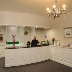 Отель The Merchant City Inn Великобритания, Глазго - отзывы, цены и фото номеров - забронировать отель The Merchant City Inn онлайн интерьер отеля фото 3