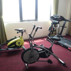 Отель Kuretake Inn Kim Ma 132 Ханой фитнесс-зал