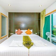 Отель The Three by APK 3* Улучшенный номер разные типы кроватей