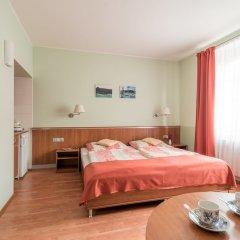 Отель Penzion Fan Чехия, Карловы Вары - 1 отзыв об отеле, цены и фото номеров - забронировать отель Penzion Fan онлайн комната для гостей фото 7
