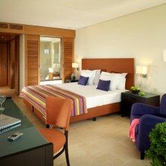 Отель Kernos Beach комната для гостей фото 5