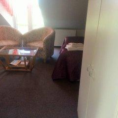 Отель Bork Kro Дания, Хеммет - отзывы, цены и фото номеров - забронировать отель Bork Kro онлайн комната для гостей фото 4
