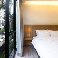 Отель STAY Hotel Bangkok Таиланд, Бангкок - отзывы, цены и фото номеров - забронировать отель STAY Hotel Bangkok онлайн комната для гостей фото 5