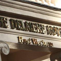 BEST WESTERN PLUS - The Delmere Hotel спортивное сооружение