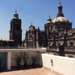 Отель Mexiqui Zocalo Мексика, Мехико - отзывы, цены и фото номеров - забронировать отель Mexiqui Zocalo онлайн фото 2