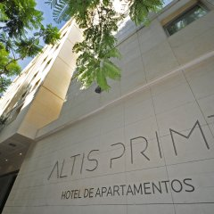 Altis Prime Hotel парковка