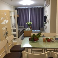 Апартаменты Viet Apartment - New Life Tower Block C питание