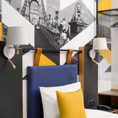Отель D8 Hotel Венгрия, Будапешт - отзывы, цены и фото номеров - забронировать отель D8 Hotel онлайн интерьер отеля фото 3