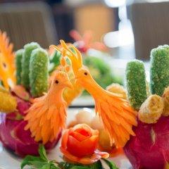 Отель Muong Thanh Holiday Hue Hotel Вьетнам, Хюэ - отзывы, цены и фото номеров - забронировать отель Muong Thanh Holiday Hue Hotel онлайн питание фото 3