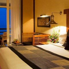 Отель Heritance Ahungalla Шри-Ланка, Ахунгалла - 1 отзыв об отеле, цены и фото номеров - забронировать отель Heritance Ahungalla онлайн балкон