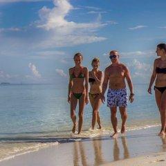 Отель Fanhaa Maldives Мальдивы, Ханимаду - отзывы, цены и фото номеров - забронировать отель Fanhaa Maldives онлайн пляж фото 2