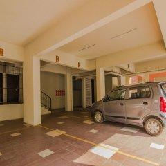 Отель OYO 11430 Home Green View 2BHK Old Goa Гоа парковка