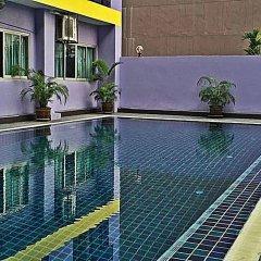 Отель Eastiny Residence Hotel Таиланд, Паттайя - 5 отзывов об отеле, цены и фото номеров - забронировать отель Eastiny Residence Hotel онлайн бассейн фото 3